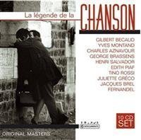 La Legende De La Chanson (10CD)