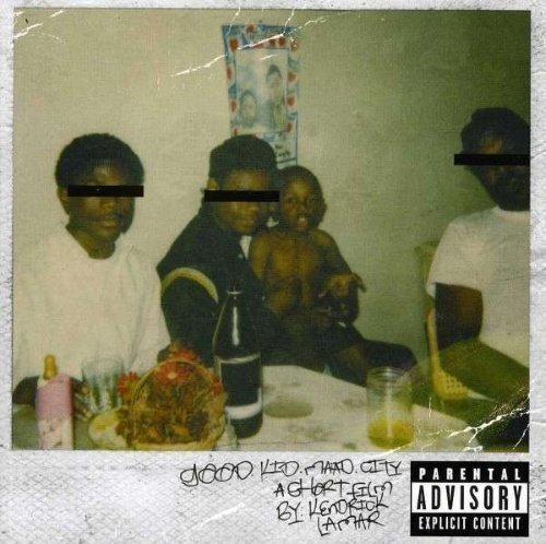 Lamar Kendrick - Good Kid M.A.A.D. City