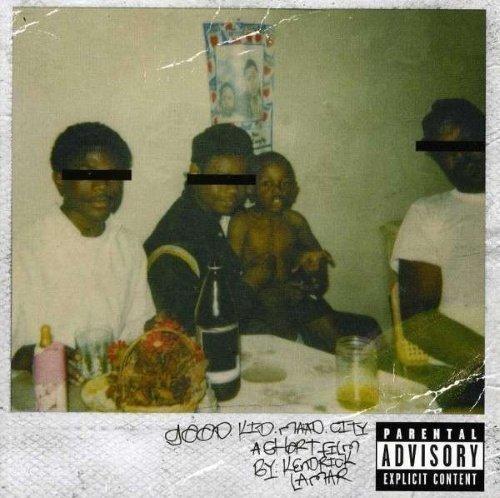 Lamar Kendrick - Good Kid M.A.A.D. City