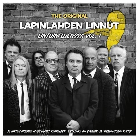 Lapinlahden Linnut - Lapinlahden Linnut - Lintuinfluenssa Vol.! (2 CD)