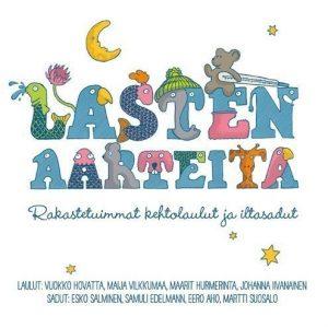Lasten aarteita - Rakastetuimmat kehtolaulut ja iltasadut (2CD)
