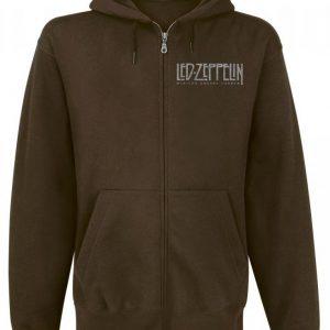 Led Zeppelin Madison Square Garden Vetoketjuhuppari