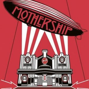 Led Zeppelin Mothership Juliste Paperia