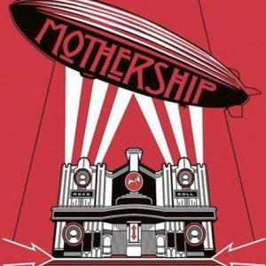Led Zeppelin Mothership Juliste Paperia