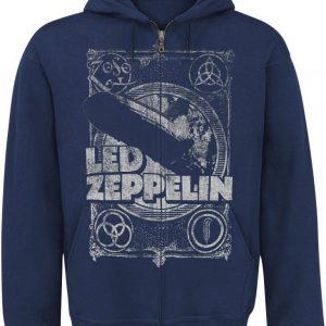 Led Zeppelin Shook Me Vetoketjuhuppari