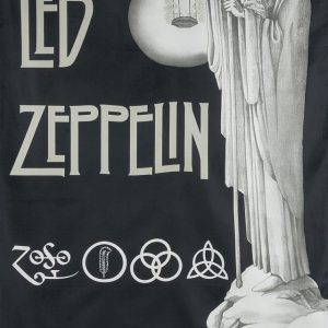 Led Zeppelin Stairway To Heaven Seinälippu