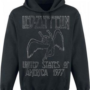 Led Zeppelin Usa 1977 Huppari