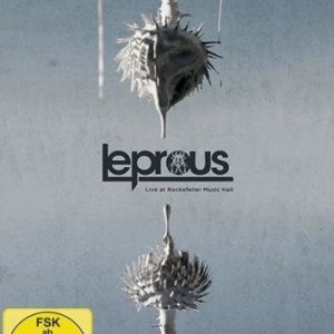 Leprous Live At Rockefeller Music Hall DVD