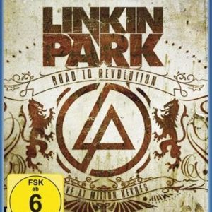 Linkin Park Road To Revolution: Live At Milton Keynes Blu-Ray