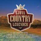 Ljuva Country Legender (2CD)