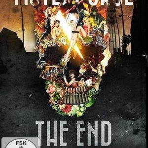Mötley Crüe The End Live In Los Angeles DVD
