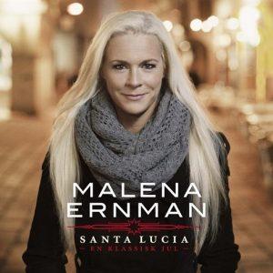 Malena Ernman - Santa Lucia - En Klassisk Jul