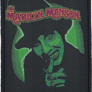 Marilyn Manson Smells Like Children Kangasmerkki Musta