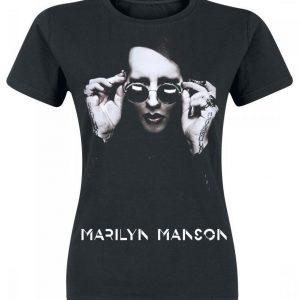 Marilyn Manson Specks T-paita