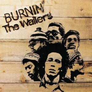 Marley Bob & The Wailers - Burnin' - Limited Edtion (180 Gram)