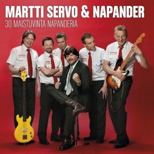 Martti Servo Ja Napander - Suomi Aarteet -  30 Maistuvinta Napanderia (2CD)