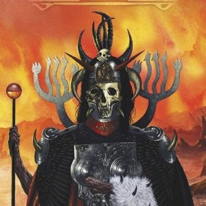 Mastodon Emperor Of Sand Juliste Monivärinen