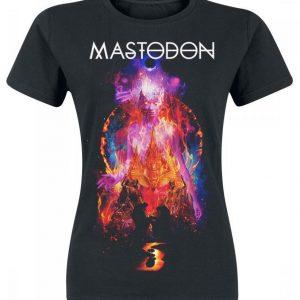 Mastodon Stargasm Naisten T-paita