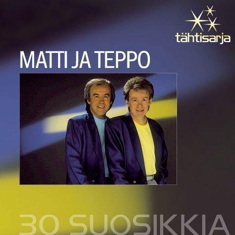 Matti ja Teppo - Tähtisarja - 30 Suosikkia (2 CD)