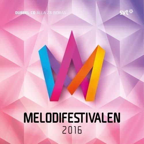 Melodifestivalen 2016 (2CD)