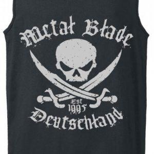 Metal Blade Pirate Deutschland Tank-Toppi
