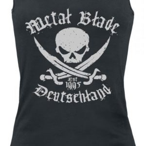 Metal Blade Pirate Deutschland Toppi
