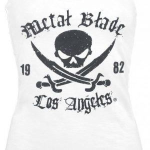Metal Blade Pirate Logo Toppi