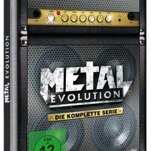 Metal Evolution Die Komplette Serie DVD