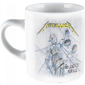 Metallica ... And Justice For All Muki Keramiikkaa