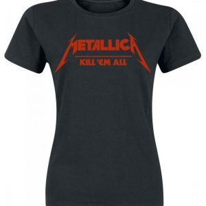 Metallica Collage T-paita
