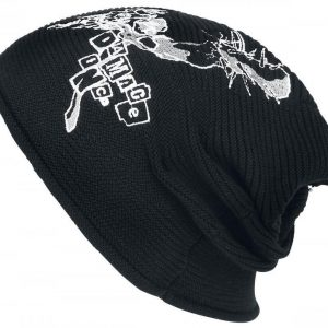 Metallica Damage Inc Black Slouch Beanie Pipo
