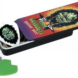 Metallica Dunlop Kirk Hammett Pick Tin Plektrasetti