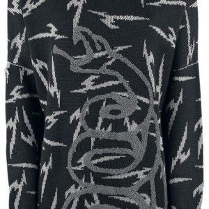 Metallica Emp Signature Collection Naisten Poolokauluksellinen Svetari