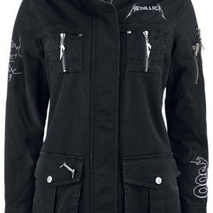 Metallica Emp Signature Collection Naisten Takki