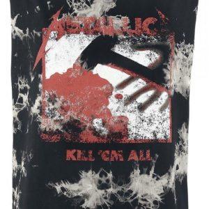 Metallica Emp Signature Collection Tank Toppi