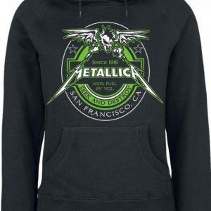 Metallica Fuel Naisten Huppari