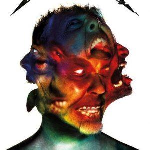 Metallica Hardwired...To Self-Destruct Juliste Paperia