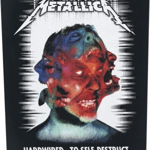 Metallica Hardwired...To Self-Destruct Selkälippu Musta