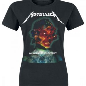 Metallica Hardwired...To Self-Destruct T-paita