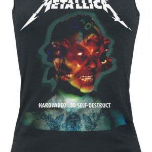 Metallica Hardwired...To Self-Destruct Toppi