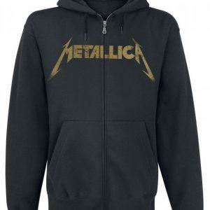 Metallica Hetfield Iron Cross Guitar Vetoketjuhuppari