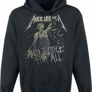Metallica Justice Huppari