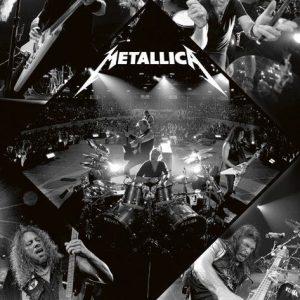 Metallica Live Juliste Paperia