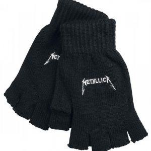 Metallica Logo Kynsikkäät
