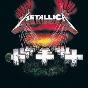 Metallica Master Of Puppets Juliste Paperia