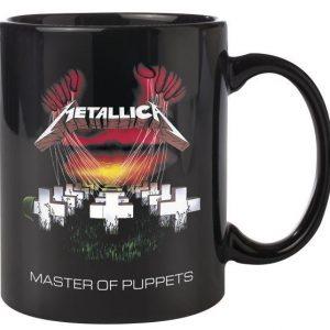 Metallica Master Of Puppets Muki Keramiikkaa