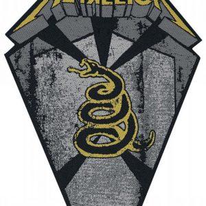 Metallica Pit Boss Kangasmerkki 100% Polyesteria