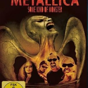 Metallica Some Kind Of Monster DVD