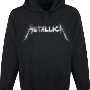 Metallica Spiked Logo Huppari