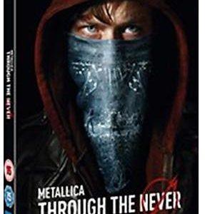 Metallica Through The Never (UK-Version) DVD
